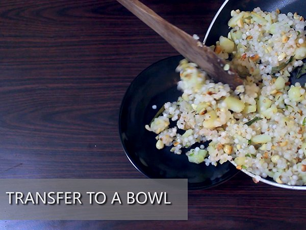 Sabudana Khichdi Recipe: How To Make Sago Khichdi