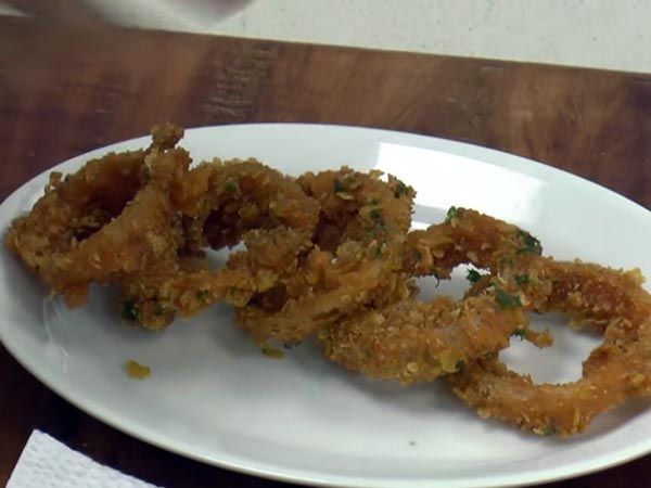 Onion Rings: Perfect Evening Snack
