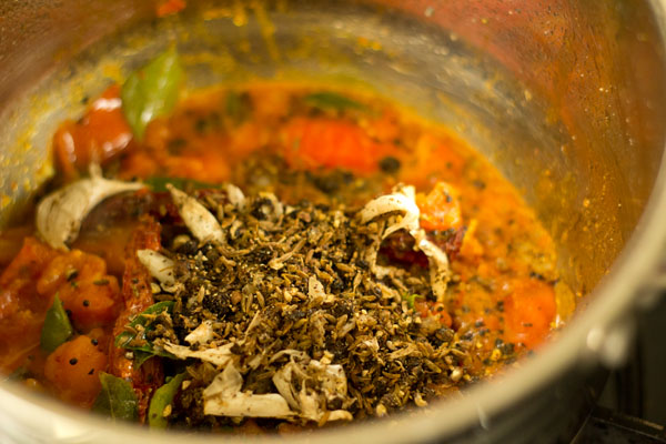 making milagu rasam recipe