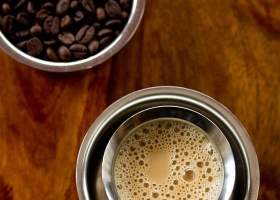 filter coffee recipe – south indian filter coffee recipe | filter kaapi recipe